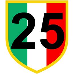 25° Scudetto