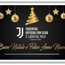 Juventus Buon Natale.Antonio Cabrini Juventus Official Fan Club Santa Lucia Del Mela
